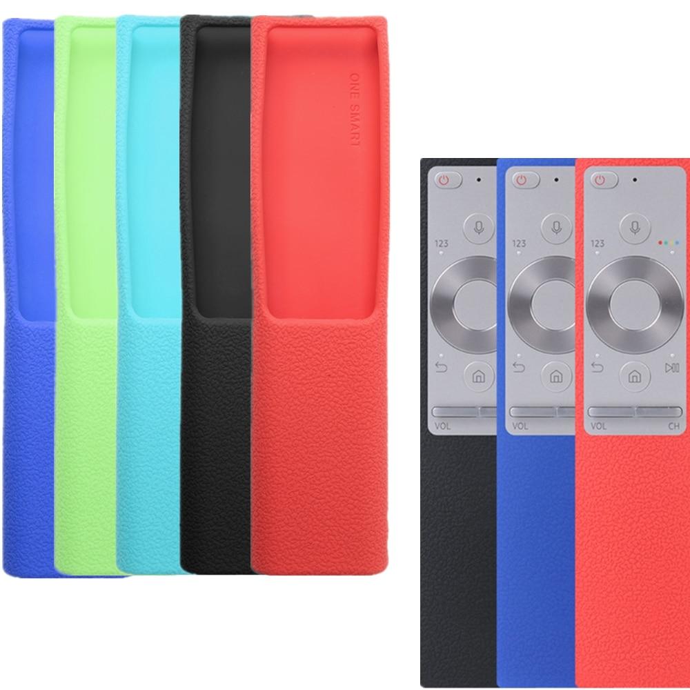 ALITER TV Remote Control Case For Samsung TV BN59-01265A BN59-01274A Remote Soft Silicone Protective Cover
