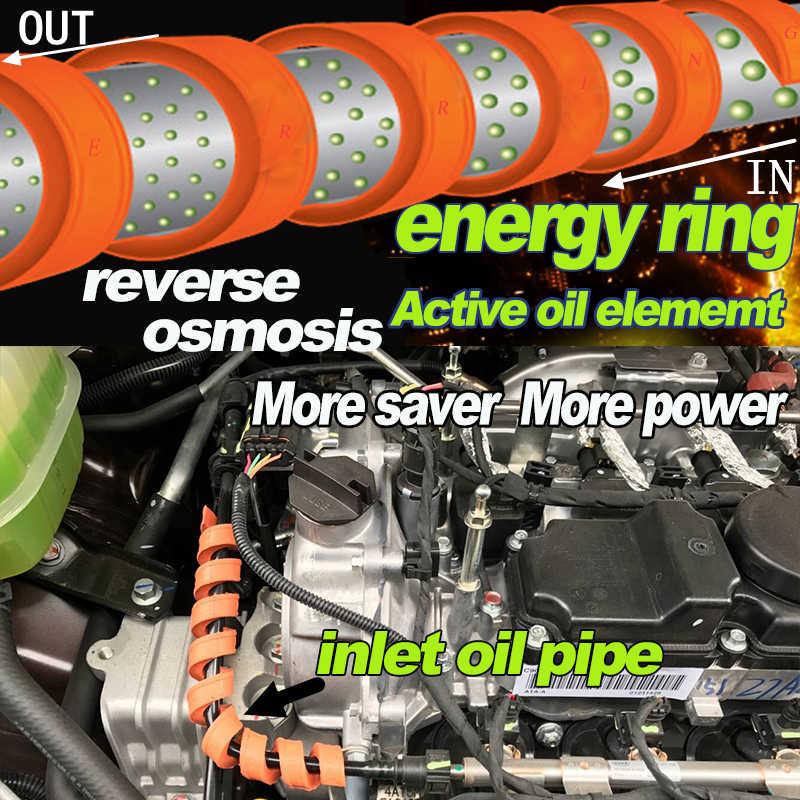 フォルクスワーゲン VW e-ゴルフ VW Eos VW Gol すべてエンジン車の空気エネルギーモジュールエネルギーリング燃料節約炭素車のアクセサリー