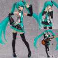 Hatsune Miku Figma 200 14cm PVC Action Figure Juguetes Brinquedos Amine Toys child gift #1041