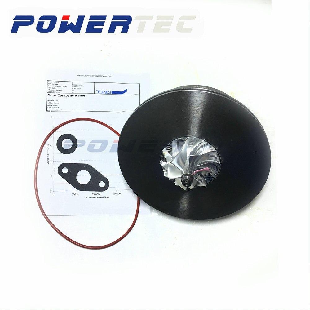 Turbocharger BV38 turbo core assy CHRA cartridge 54389880002 for Renault Scenic III Megane III Kangoo III