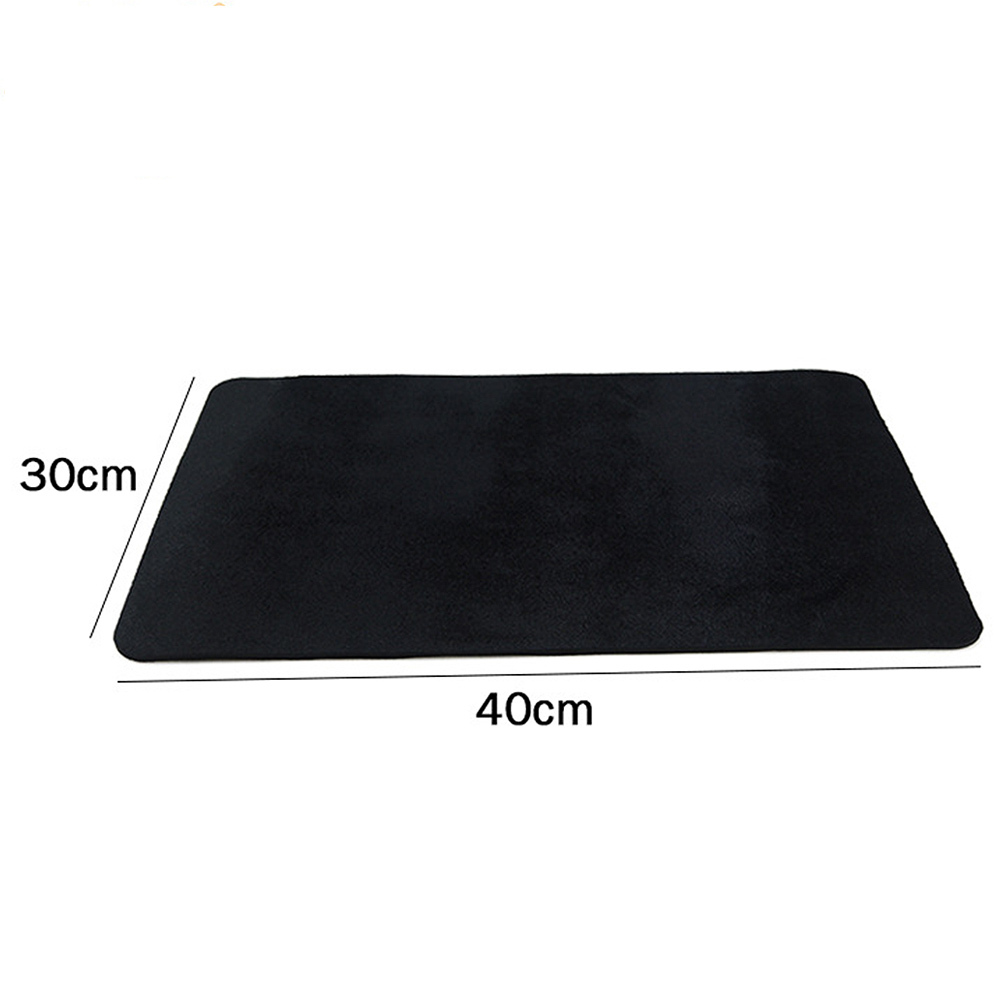 Professional Toy Black Poker Cards Mat Deck Pad Close-up Magic Tricks Magician Utility Toy Coin Magic Illusion Toy