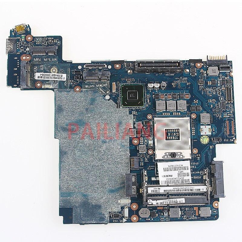 PAILIANG материнская плата для ноутбука DELL E6420 PC материнская плата QM67 07TR3J 0Y1KMR LA 6591P tesed DDR3