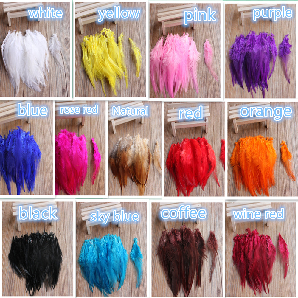 Hair Feather Extensions Natural