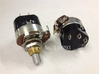 [BELLA] US imports AB CTS 8828 10K single joint potentiometer with switch 2A / 64A 250V