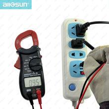 all sun EM306B Mini Digital Clamp Multimeter AC DC voltage Current Resistance Continuity Test With Buzzer