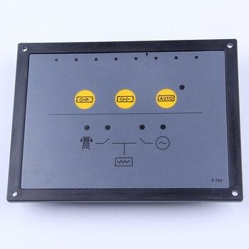 705 auto start generator control module AMF unit diesel alternator genset part engine controller eletronic circuit board