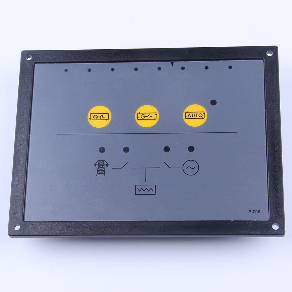 dse705 auto start generator control module AMF unit diesel alternator genset part engine controller eletronic circuit board electronics controller controls module amf unit dse704