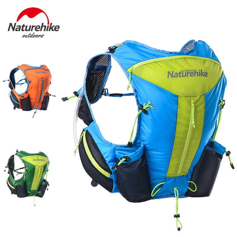 Wild Outdoor Naturehike Running Backpack Vest Cell Phone And Accessories Holder Lightweight Pack Perfect For Running Cycling