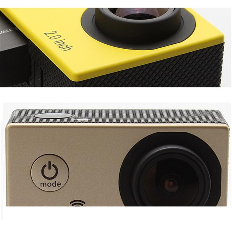 T2 SJ7000 WIFI 1080P Full HD DV Bicycel Bike Camping Hiking Surfing Sports Recorder Car Waterproof Action Camera Camcorder HDMI
