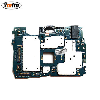 Ymitn Unlocked Electronic Panel Board Mainboard Motherboard Unlocked With Chips Circuits Flex Cable For Xiaomi Note2 Note 2