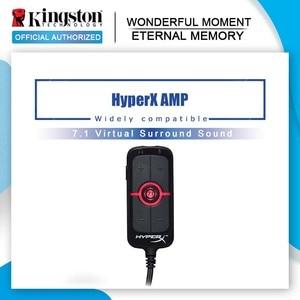 Image 1 - Kingston HyperX AMP7.1 Virtual Surround Sound เสียงเกมการ์ดรีโมทคอนโทรลในตัว DPS เสียงการ์ด AMP