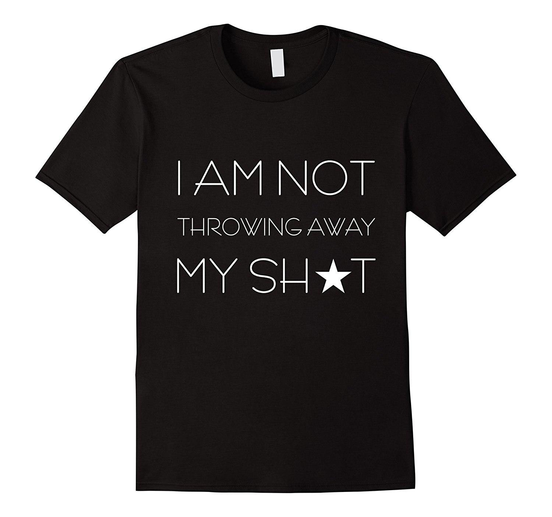 Я не выбрасываю мой выстрел Футболка хорошее качество брендовая хлопковая рубашка Летний Стиль Прохладный Рубашки для мальчиков свежий Ди...