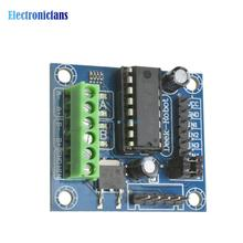 Mini 4-Channel Motor Drive Shield L293D Expansion Board Module High Voltage Current For Arduino UNO MEGA 2560 Free Shipping(China (Mainland))