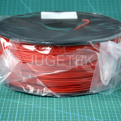 Abs Filament 1.75 In Rode Kleur 1 Kg