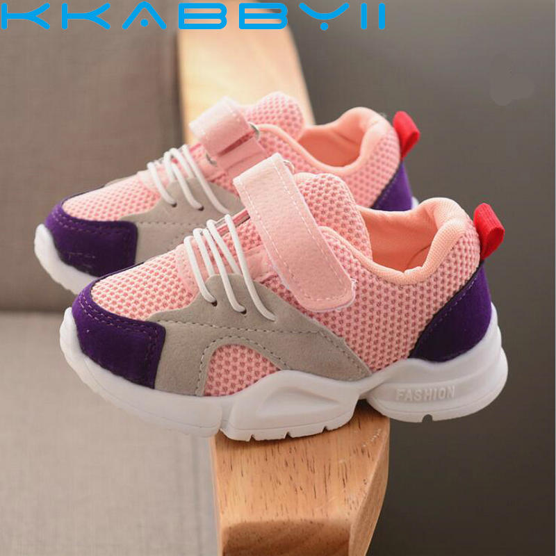 Kids Shoes For Boys Girls Children Casual Sneakers Baby Girl Air Mesh Breathable Soft Running Sports Shoes PinkKids Shoes For Boys Girls Children Casual Sneakers Baby Girl Air Mesh Breathable Soft Running Sports Shoes Pink