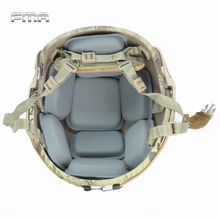 FMA Protective Pad for CP Helmet Replacement Set Soft Cushion Airsoft Hunting Military Tactical Accessory