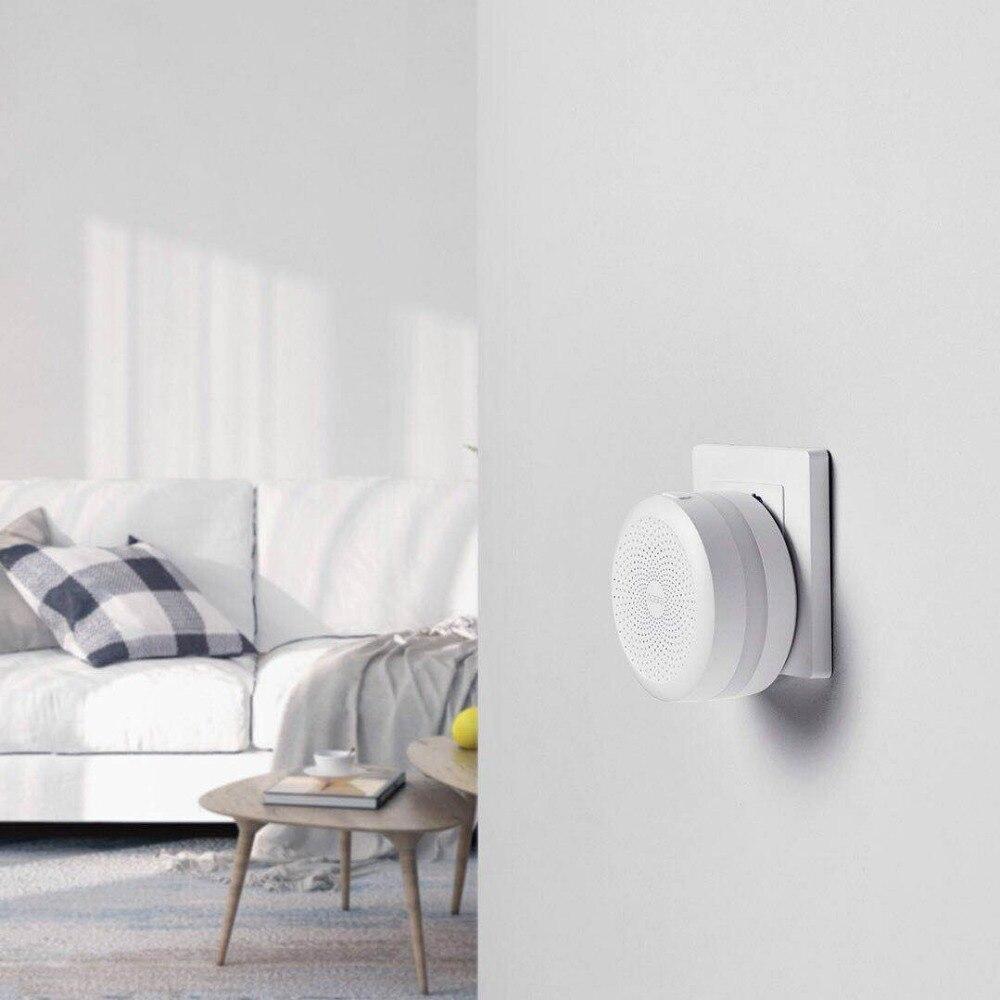 Image 3 - 2019 Xiaomi Mijia Aqara Hub Mi Gateway with RGB Led night light Smart work with Apple Homekit Mi home App International Edition-in Smart Remote Control from Consumer Electronics