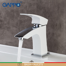 GAPPO basin faucet bathroom sink faucet bathroom mixer water tap bathroom waterfall sanitary ware tap mixer shower sink taps gappo bathtub faucet water mixer shower set wall waterfall bathroom sink faucet tap restroom faucet in hand shower ga2207 5