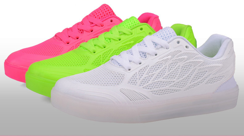 Led Sneakers Earth 1
