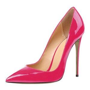 ARQA 2017 Spring Women Shoes High Heel Women Pumps Dress Womens Party Dancing Shoes woman Zapatos Mujer Plus size 34-48 PU