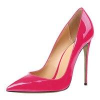 ARQA 2019 Spring Women Shoes High Heel Women Pumps Dress Womens Party Dancing Shoes woman Zapatos Mujer Plus size 34 48 PU