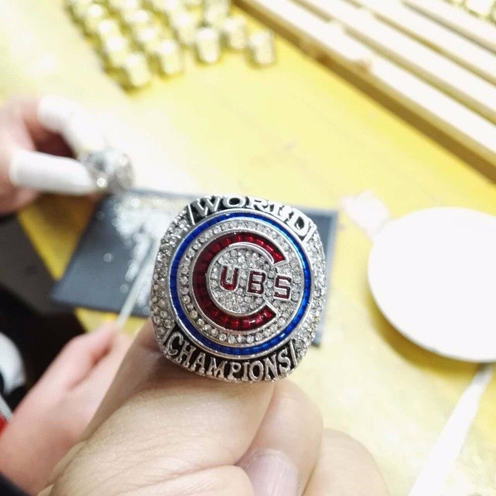 2016 чикаго кабс чемпионат кольцо