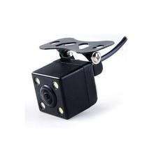 Universal À Prova D' Água HD 4 LED Night Vision Câmera de Visão Traseira para o Carro DVD