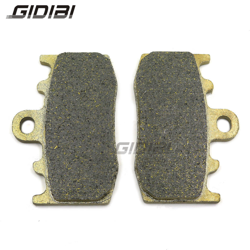 Motorcycle Front Brake Pads For BMW R1200 GS 2002 2007 R1200 GS Adventure M 2006 2012 R1200 RT 2005 2013 Brake Disks in Brake Disks from Automobiles Motorcycles