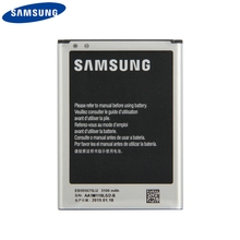 Original Replacement Phone Battery EB595675LU For Samsung Galaxy Note 2 N7100 N7102 N719 N7108 N7108D Authenic 3100mAh