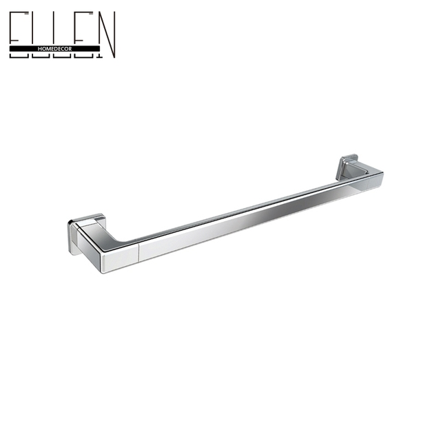 Aliexpress.com : Buy Square Single Towel Bar 24