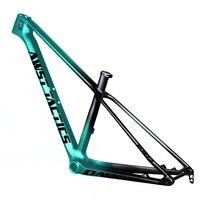 CF SLX 9.9 Axle 142*12 Boost 29 Handtail XC Full MTB Frame Mountain Carbon Fiber bike frame bicycle frame mtb frame 29er