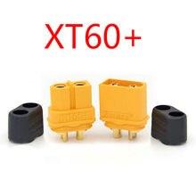1 пара XT60 + разъем корпуса оболочки, разъем разрядки литиевой батареи Amass для модели Rc Lipo и т. д.