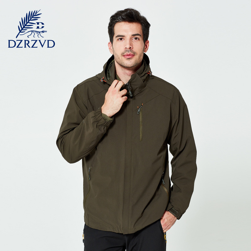 High-End outdoor Hiking-Jackets Breathable Waterproof Sports Winter Windproof Camping