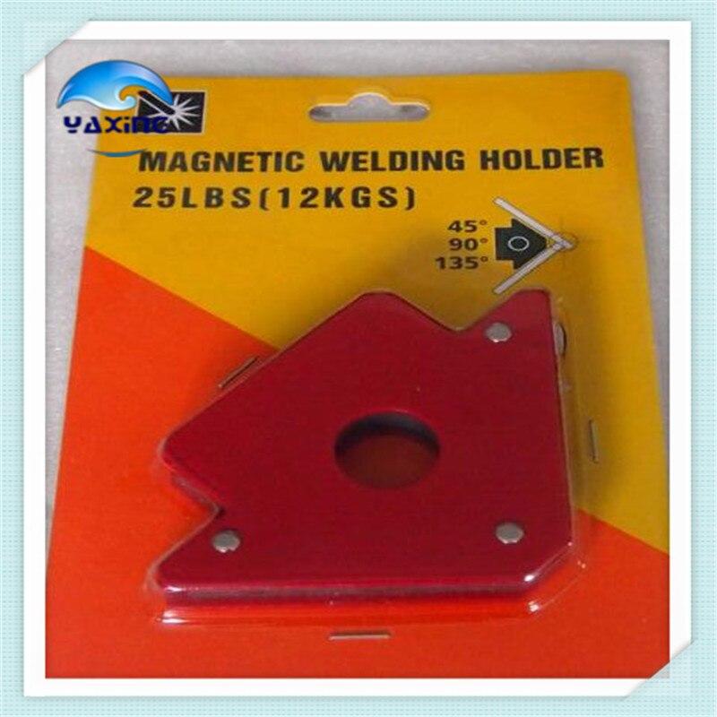 25 libras Multi-ángulo soldadura/imán neodimio magnético Abrazadera para la celebración con tamaño de 120*80 * 15mm