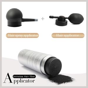 Hair Fiber Applicator for Top