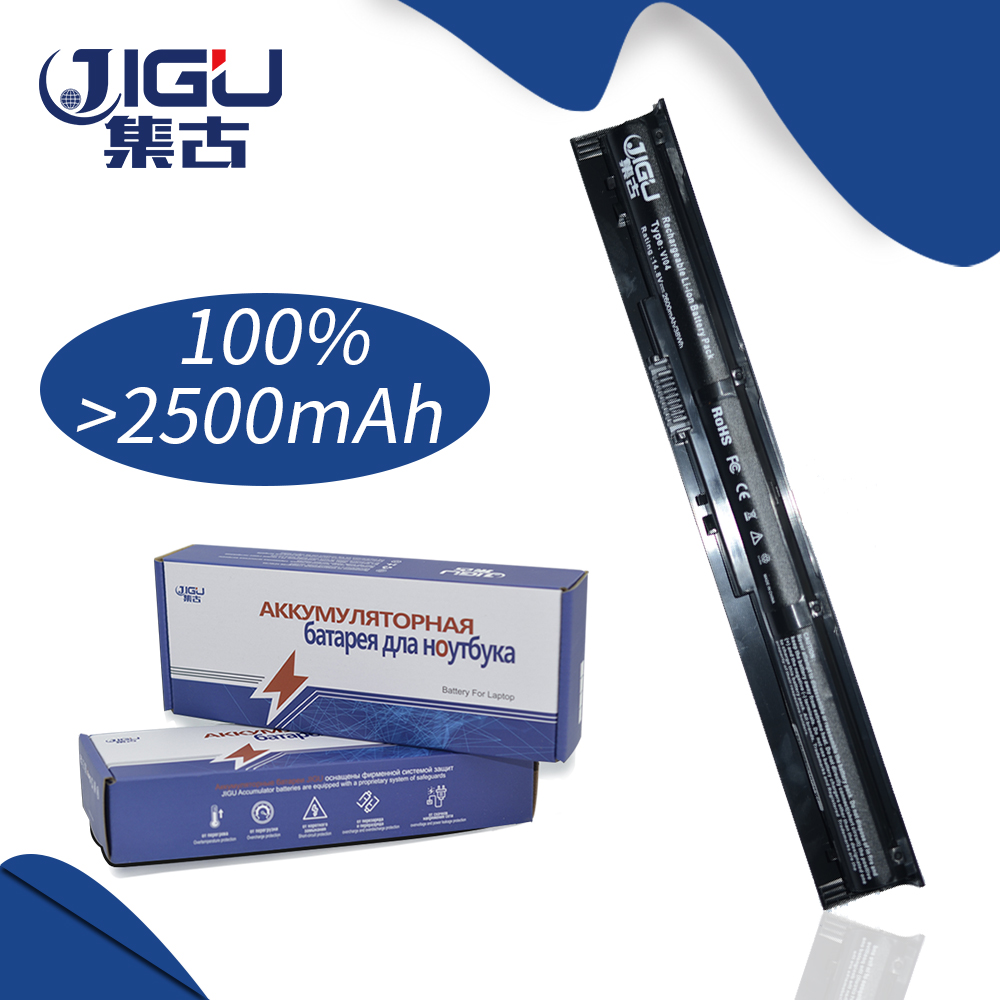 JIGU VI04 HSTNN-LB61 ноутбука Батарея для hp V1O4 для Pavilion 14-V048TX HSTNN-DB6I для Envy 14-U003TX 15-q001tx K2N95PA L1L25PA ...