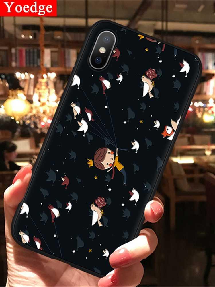 עבור Coque Samsung Galaxy J3 J4 J5 J6 J7 ראש A3 A5 2016 2017 A6 A7 A8 A9 2018 S8 s9 S10 בתוספת M20 A30 A50 3D חתול הקלה TPU מקרה