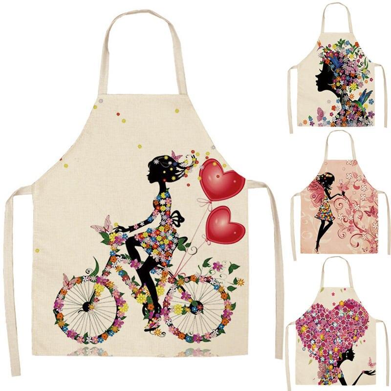 4d5b12f8b5b84 Worldwide delivery apron kitchen cotton in NaBaRa Online