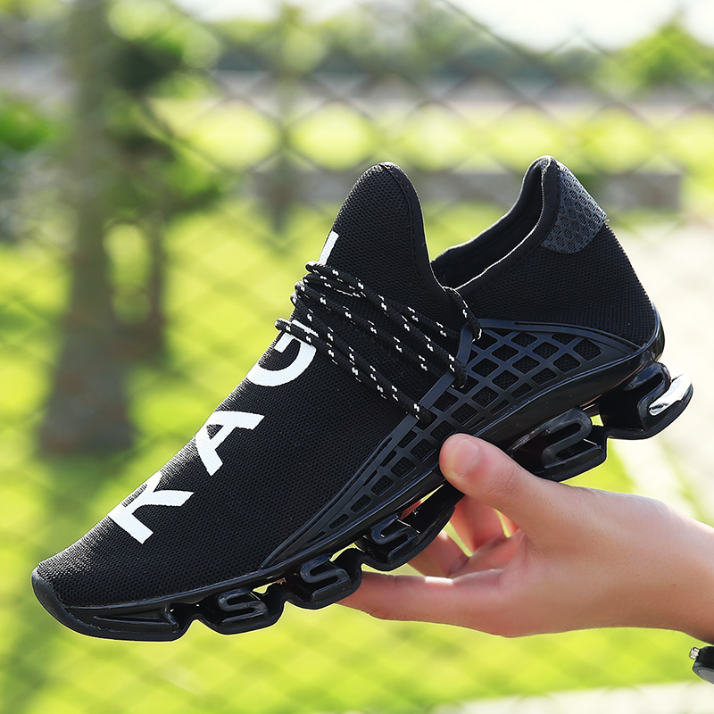 Women Men Running Shoes Lace-Up Couple Sport Shoes Athletic Sneakers Unisex Breathable Letter Mesh Running Shoes for Men Women cntang summer embroidery letter w baseball cap fashion cotton snapback for men women trucker hat unisex casual caps gorras
