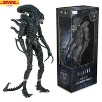 Aliens vs Predator Requiem Alien Queen Scar Predato Alien 1:4 PVC Action Figure Collectible Model Toy D374