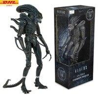 Aliens vs Predator Requiem Alien Queen Scar Predato Alien 1:4 PVC Action Figure Collectible Model Toy D374