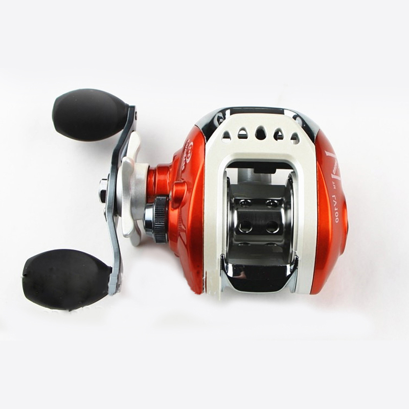 Water round the left/right Aaron fishing vessels fishing line round road Baitcasting Reel Bait Casting Free Shipping
