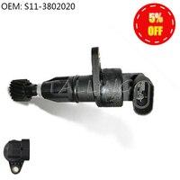 Автозапчасти датчик одометра скорости датчик OEMS11-3802020 для Chery QQ 0 8