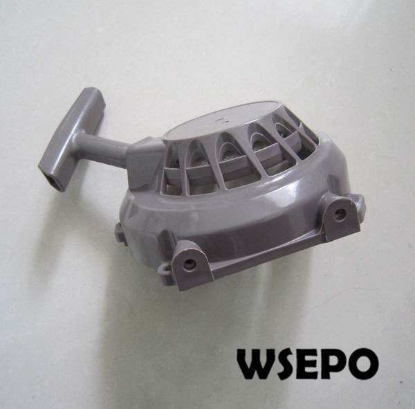 OEM Quality! Pull Recoil Start Assy for 1E48F 63.3CC 02 Stroke Air Cooled Small Gas Engine Applied for Brush Cutter/Trimmer recoil starter assembly for korea rcmk zenoah chungyang f 273 26cc rc marine power racing boat 27cc r c pull start assy