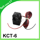 Split Core Current transformer AC Current Sensor Mini current transformer KCT-6 high accuracy