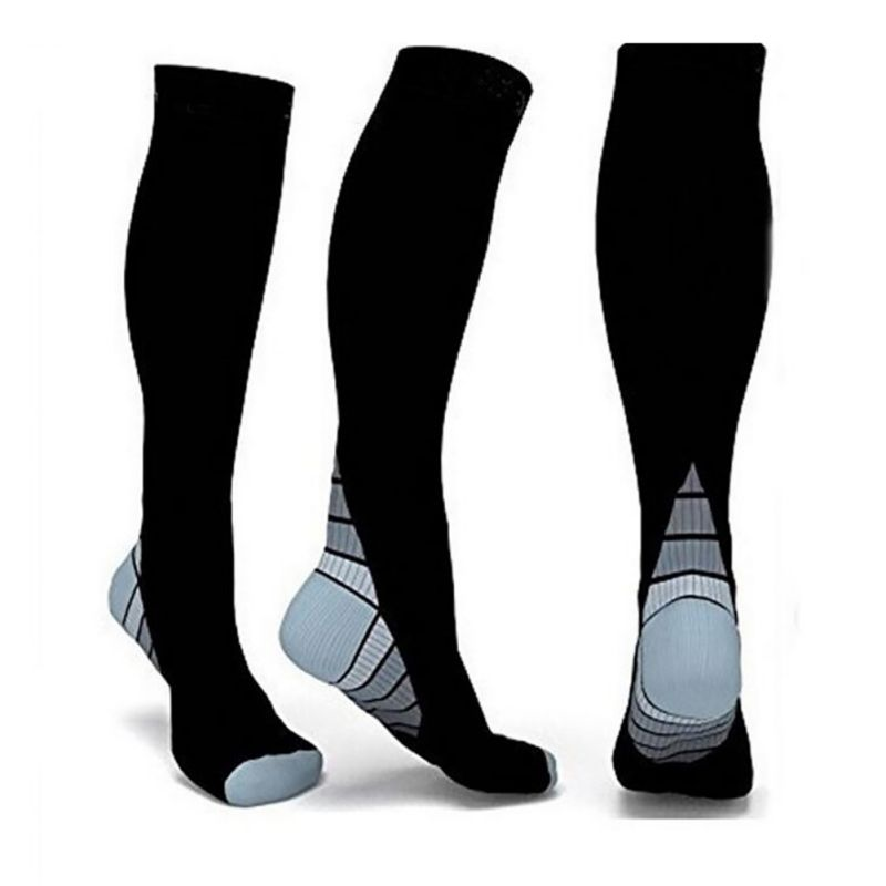 HTB1GfH7B2uSBuNkHFqDq6xfhVXas - Men Professional Compression Socks Breathable Travel Activities Fit