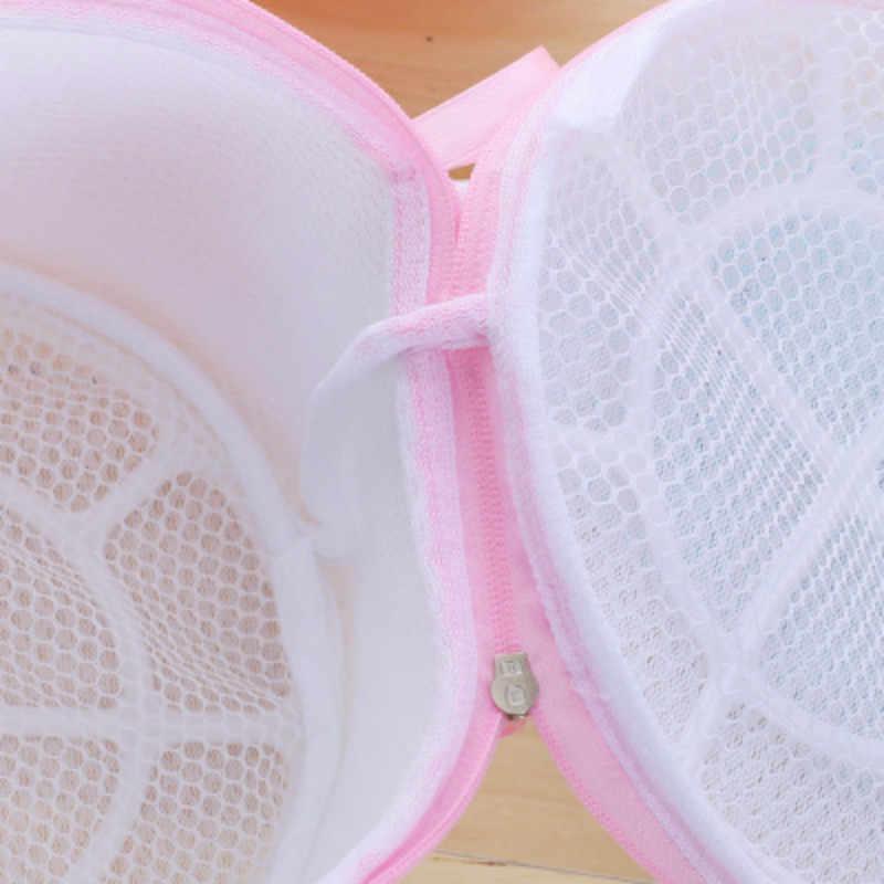Máquina de Lavar roupa saco sacos de lavagem Sutiã lavanderia Ajuda Meias Meia Camisa Lingerie Saver Malha Net lavanderia Saco de Lavagem Bolsa cesta