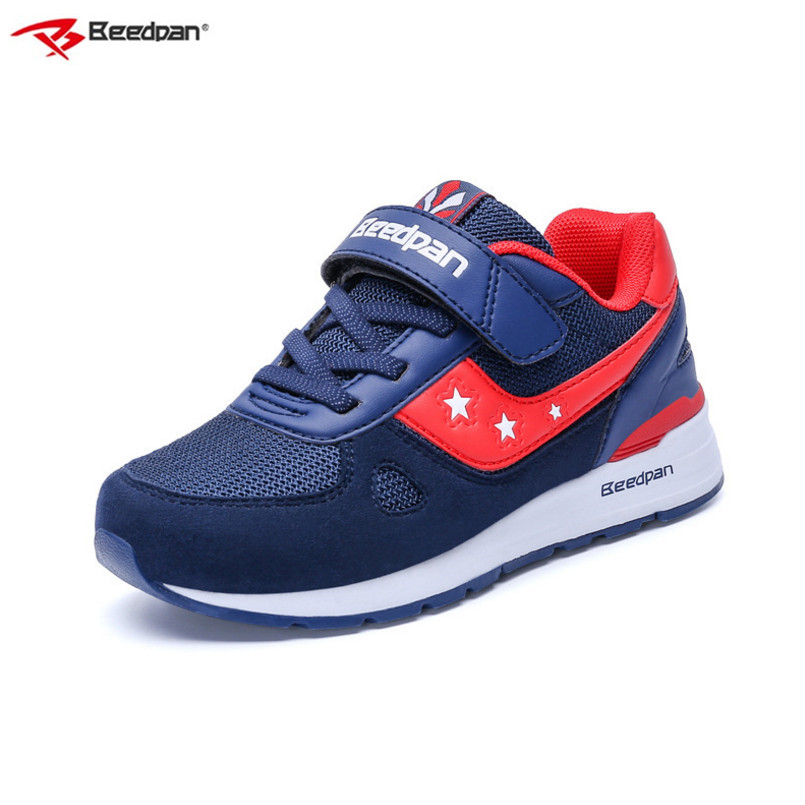 Beedpan 2017 Brand Spring Autumn Children Shoes Girls Sneakers Casual Kid Boys Shoes Breathable Toddler Boys Sport Mesh Shoes 2017 babyfeet spring and autumn children sneakers baby girls child toddler shoes breathable fashion pu leather boys sports shoes