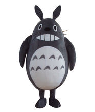 High quality Cat My Neighbor Totoro Mascot Costume Fancy Dress for Halloween party event