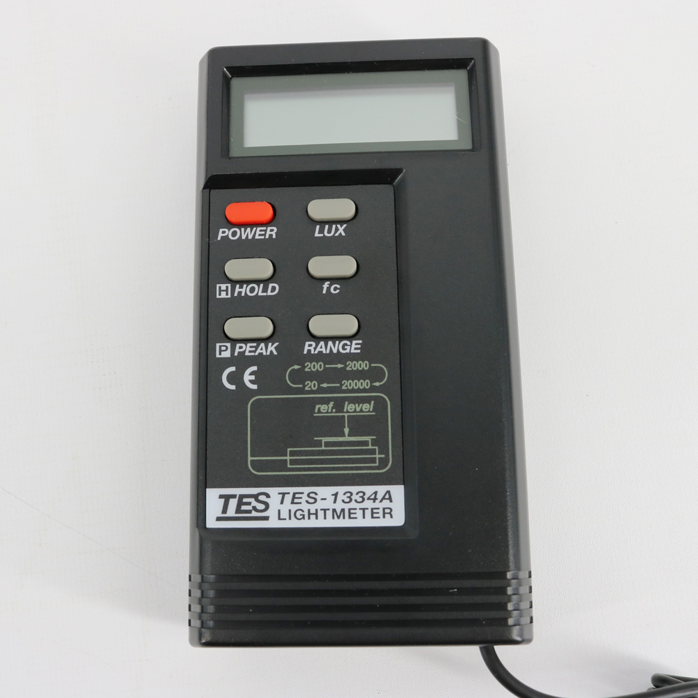 High Precision Digital illuminance Meter Light Meter TES-1334A Measuring Levels Ranging 0.01Lux to 200,000LuxHigh Precision Digital illuminance Meter Light Meter TES-1334A Measuring Levels Ranging 0.01Lux to 200,000Lux